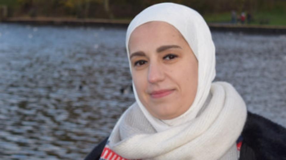 Dr Dana Khartabil